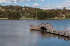 lakeside Royalty-vrije Stock Fotografie