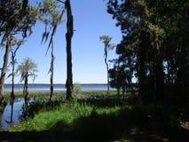lakeside foto de archivo