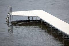 Lakeside Dock Stock Photography