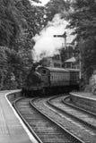 Lakeside and Haverthwaite Railway Stock Images