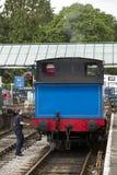 Lakeside and Haverthwaite Railway Stock Photo