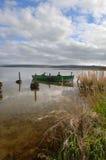 Lakeside Horizon Royalty Free Stock Image