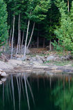 Lakeside landscapes Royalty Free Stock Photos