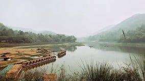 lakeside royalty-vrije stock foto