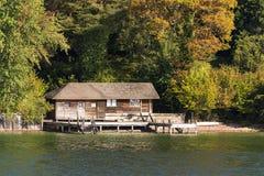 Lakeside See Starnberg Lizenzfreies Stockfoto