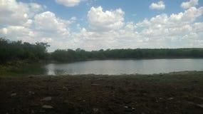 Lakesiden slösar royaltyfri foto