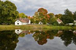 Lakesidestugor arkivbilder