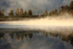 lakespegel Royaltyfri Fotografi