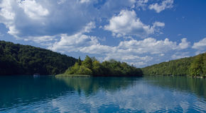 lakesplitvice Royaltyfri Foto