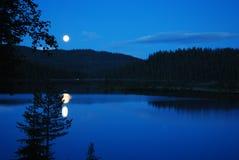 Lakeview royalty-vrije stock fotografie