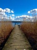 Lakeview Foto de archivo libre de regalías