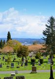 Lakeview Cemetery Stock Photos