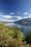 lakewanaka Arkivbild