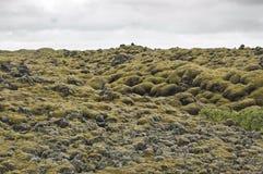 laki Исландии подачи вулканическое Стоковое Изображение RF