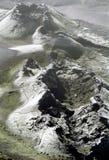 Lakigigar, IJsland stock fotografie