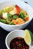 Laksa Noodle Asian Food Stock Photos