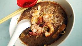 laksa Sarawak Fotografia Stock