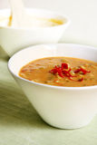 Laksa Soup Stock Photo