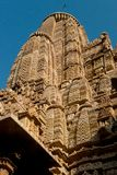 Lakshamana Temple in Khajuraho Stock Photo