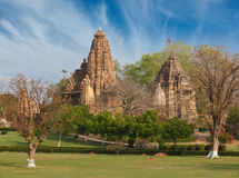 Lakshmana and Matangeshwar temples, Royalty Free Stock Photo