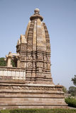 Lakshmana temple, Khajuraho Stock Photography