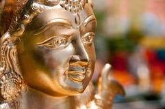 Lakshmi. A hindu goddess, at a wedding Royalty Free Stock Image