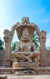 Lakshmi Narasimha, ενσάρκωση του Λόρδου Vishnu Στοκ φωτογραφία με δικαίωμα ελεύθερης χρήσης