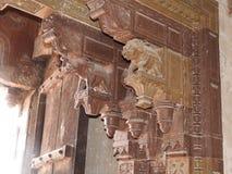 Lakshmi Narayan-tempel, Hindoese godsdienst, Orchha, Madhya Pradesh, India stock foto