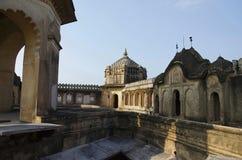 Lakshmi Narayan Temple. Orchha. Madhya Pradesh. India. stock images