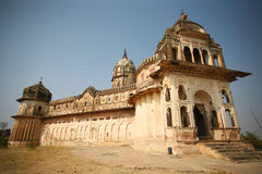 Lakshmi Temple, Orchha. Stock Photos