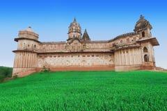 Lakshmi Temple, Orchha Stock Images