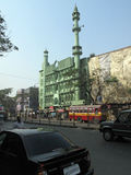 Lal Dada Mosque in Kolkata. West Bengal in India Royalty Free Stock Images