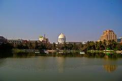Lal Digh lake in Calcutta Stock Photo