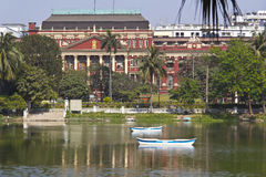 Lal Digh lake, Calcutta Royalty Free Stock Photography