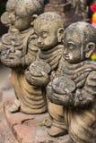 Lala gliniany michaelita używać w Tajlandia Zdjęcia Royalty Free