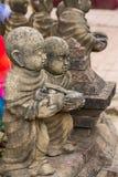 Lala gliniany michaelita używać w Tajlandia Obraz Royalty Free