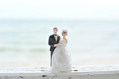 lala ślub Obrazy Royalty Free
