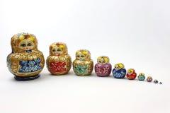 lala rosjanin Zdjęcie Stock