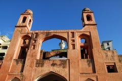 Lalbagh fort av Dhaka Arkivfoton