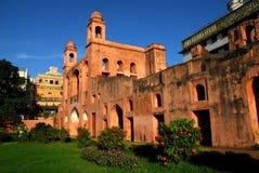 Lalbagh fort av Dhaka Royaltyfria Bilder