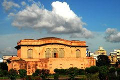 Lalbagh fort of Dhaka. The constriction of this palace fortress was began by prince Azam. Son of Mughal Emperor Aurangzeb in 1678 AD. But eventually its Stock Photos