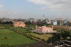 Lalbagh fort på Dhaka Arkivfoton