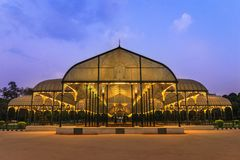 Lalbagh park in Bangalore City Royalty Free Stock Images