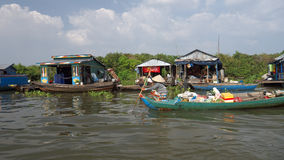 Lale siap Siem Reap Royaltyfria Bilder