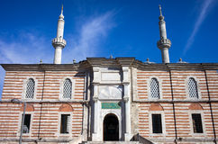 Laleli Mosque in Istanbul Stock Images