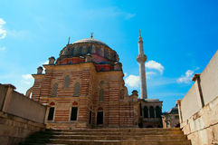 Laleli Mosque in Istanbul Royalty Free Stock Image
