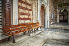Laleli mosque Istanbul Royalty Free Stock Images