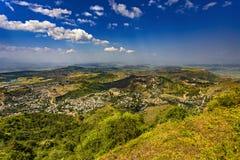 Lalibela, Äthiopien Stockfotografie