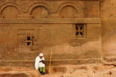 Lalibela Photo stock
