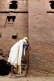Lalibela, Ethiopië Stock Foto